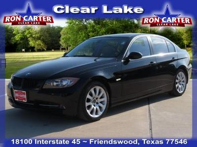 used 2007 BMW 335 car, priced at $12,988