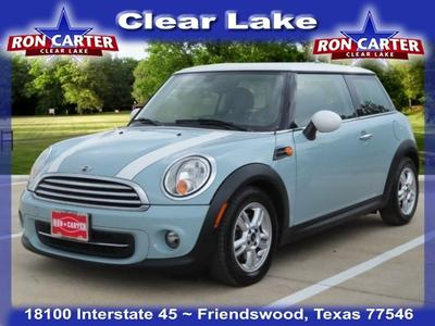 used 2013 MINI Hardtop car, priced at $11,788