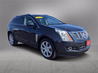 used 2016 Cadillac SRX car, priced at $22,787