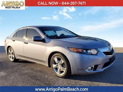 used 2014 Acura TSX car, priced at $10,913