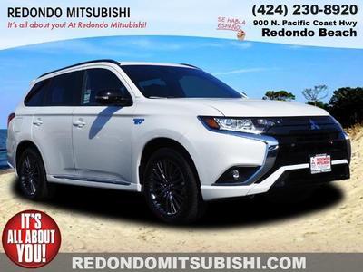 new 2021 Mitsubishi Outlander PHEV car, priced at $34,095