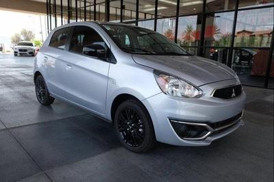 new 2020 Mitsubishi Mirage car, priced at $17,570