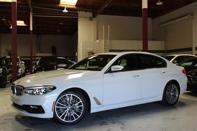 used 2017 BMW 530 car, priced at $28,998