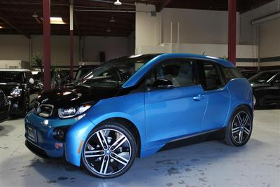 used 2017 BMW i3 car, priced at $14,998