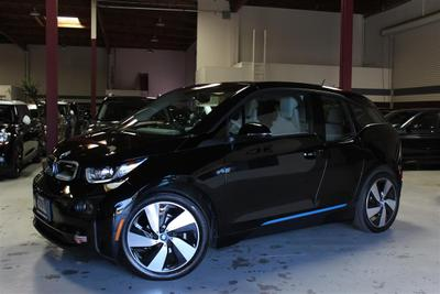 used 2017 BMW i3 car, priced at $17,998