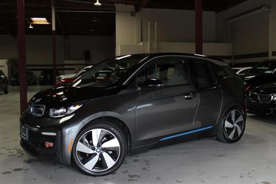used 2018 BMW i3 car, priced at $19,998