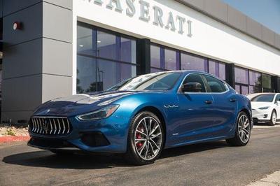 new 2020 Maserati Ghibli car