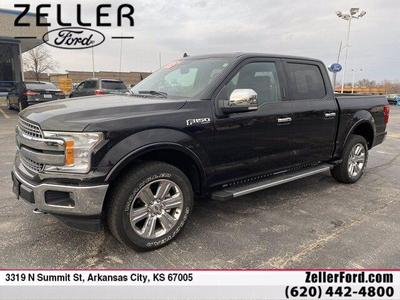 used 2019 Ford F-150 car, priced at $46,987