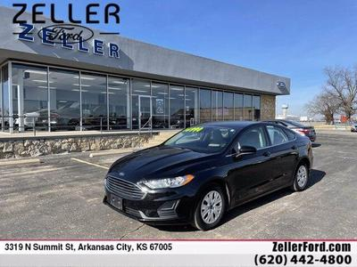 used 2019 Ford Fusion car, priced at $15,990