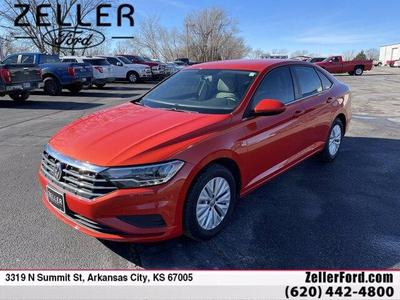 used 2019 Volkswagen Jetta car, priced at $16,987