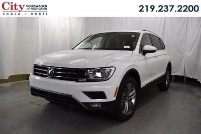 new 2021 Volkswagen Tiguan car, priced at $31,489