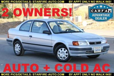 used 1996 Toyota Tercel car, priced at $1,880