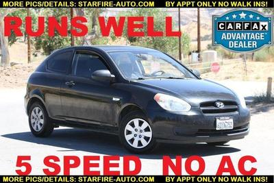 used 2008 Hyundai Accent car, priced at $2,390