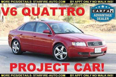 used 2003 Audi A4 car, priced at $2,290