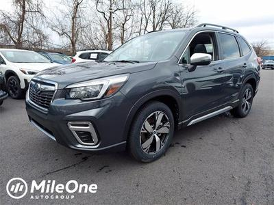 new 2021 Subaru Forester car, priced at $34,280