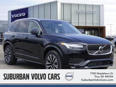 new 2021 Volvo XC90 car, priced at $51,342