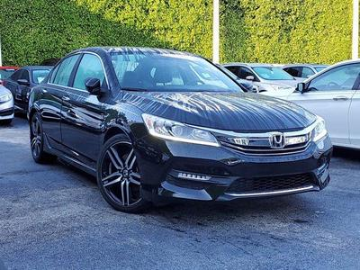 used 2017 Honda Accord car