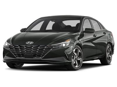 new 2021 Hyundai Elantra car