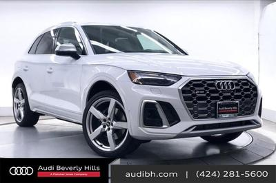 new 2021 Audi SQ5 car, priced at $66,660