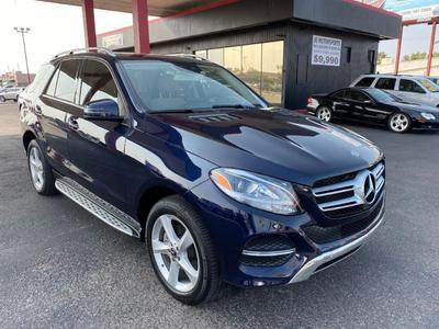 used 2018 Mercedes-Benz GLE 350 car, priced at $35,990