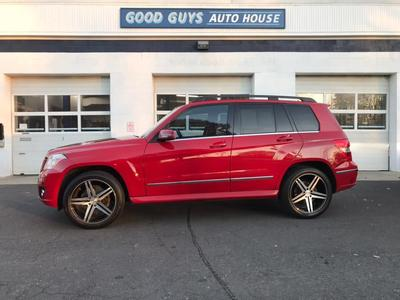 used 2010 Mercedes-Benz GLK-Class car, priced at $11,580