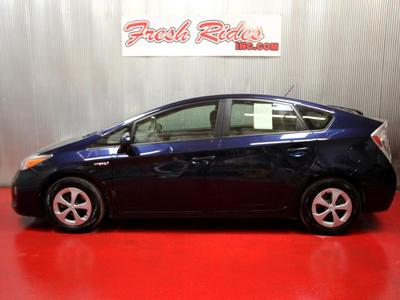 used 2015 Toyota Prius car, priced at $14,900