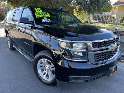 used 2016 Chevrolet Suburban car, priced at $18,495