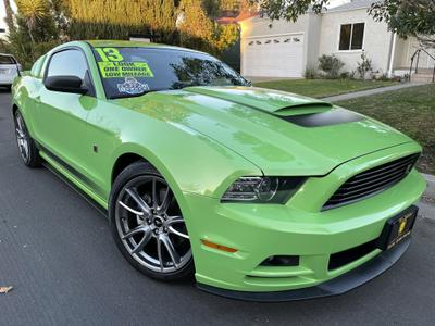 used 2013 Ford Mustang car, priced at $18,495