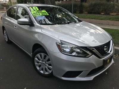used 2019 Nissan Sentra car, priced at $13,995