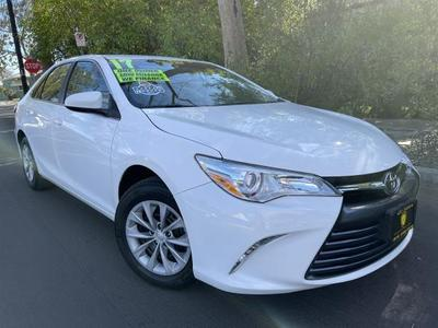 used 2017 Toyota Camry car, priced at $15,495