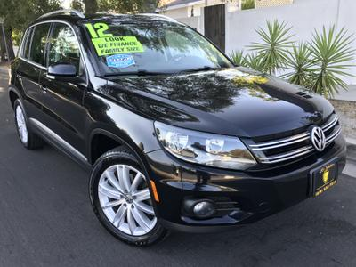used 2012 Volkswagen Tiguan car, priced at $9,495
