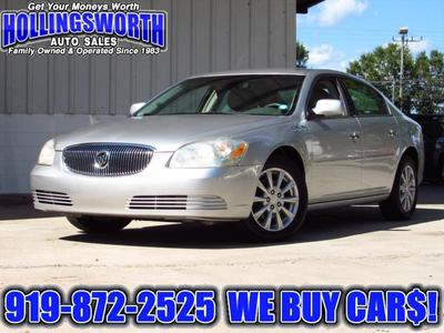 used 2009 Buick Lucerne car, priced at $7,990