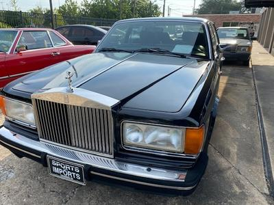 used 1994 Rolls-Royce Silver Spur II car, priced at $22,500