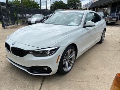 used 2019 BMW 430 Gran Coupe car, priced at $35,500