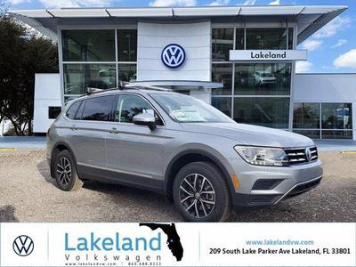 new 2021 Volkswagen Tiguan car, priced at $26,569