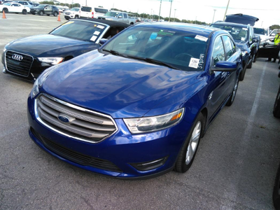 used 2015 Ford Taurus car, priced at $12,899