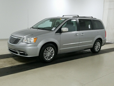 used 2016 Chrysler Town & Country car, priced at $14,799