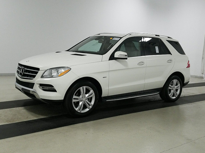 used 2012 Mercedes-Benz M-Class car, priced at $15,799