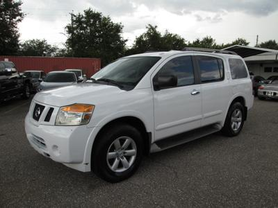 used 2013 Nissan Armada car, priced at $12,999