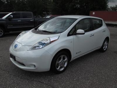 used 2012 Nissan Leaf car, priced at $4,999