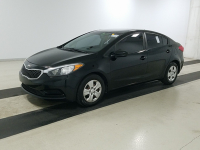 used 2016 Kia Forte car, priced at $9,499