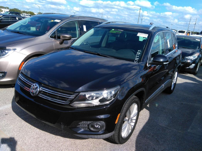 used 2012 Volkswagen Tiguan car, priced at $12,799