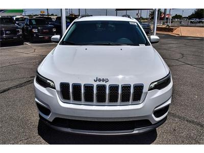 new 2020 Jeep Cherokee car, priced at $25,749