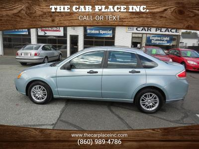 used 2009 Ford Focus car, priced at $5,450