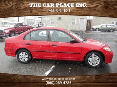 used 2005 Honda Civic car, priced at $4,950
