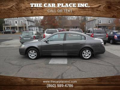 used 2005 Nissan Altima car, priced at $4,950