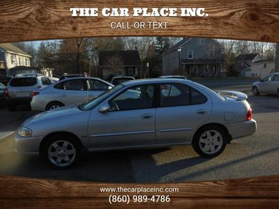 used 2006 Nissan Sentra car, priced at $4,950