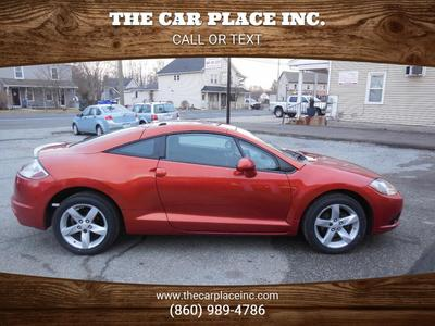 used 2009 Mitsubishi Eclipse car, priced at $5,450
