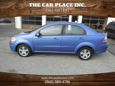 used 2009 Chevrolet Aveo car, priced at $4,350