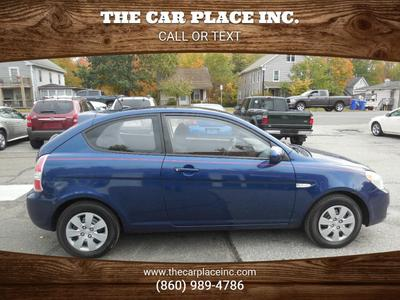used 2010 Hyundai Accent car, priced at $4,650